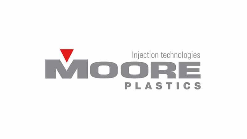 Logo Moore Plasctics